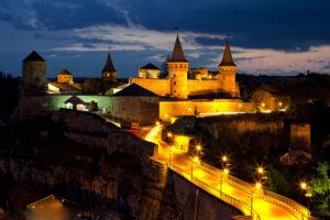 Kamyanets-Podilsky Castle