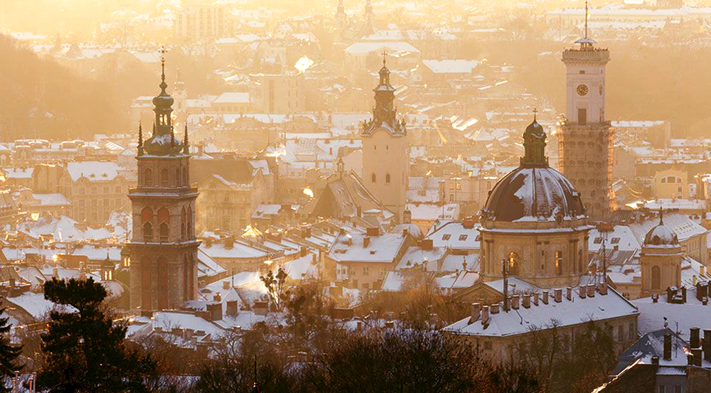 Kyiv on Christmas - Travel Packages to Ukraine Kyiv, Carpathian Mountains and Lviv