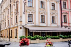 Leopolis 5 star hotel in Lviv
