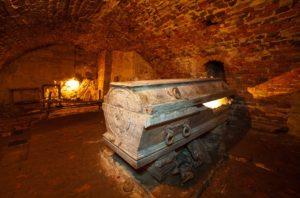 Lviv Catacombs