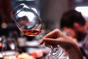 Wine tasting in Kiev