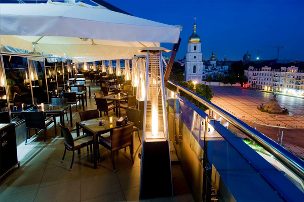 Hotels in Ukraine: Kyiv