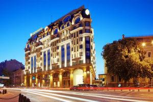 The best Hotels of Kiev