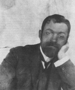 Philosopher Shestov-Schwartzman