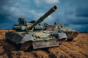 Tank Driving tour in Kiev with Guide me UA in Ukraine