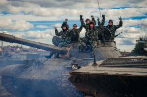 Shooting Tour, Tank Driving, Chernobyl Tour, special experience in Kiev