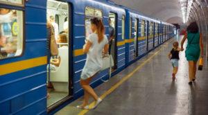 secrets of the Kyiv metro