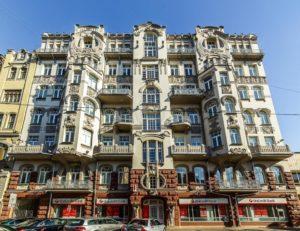 Kiev mansions