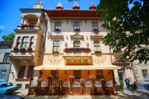 Lviv Chopin Hotel