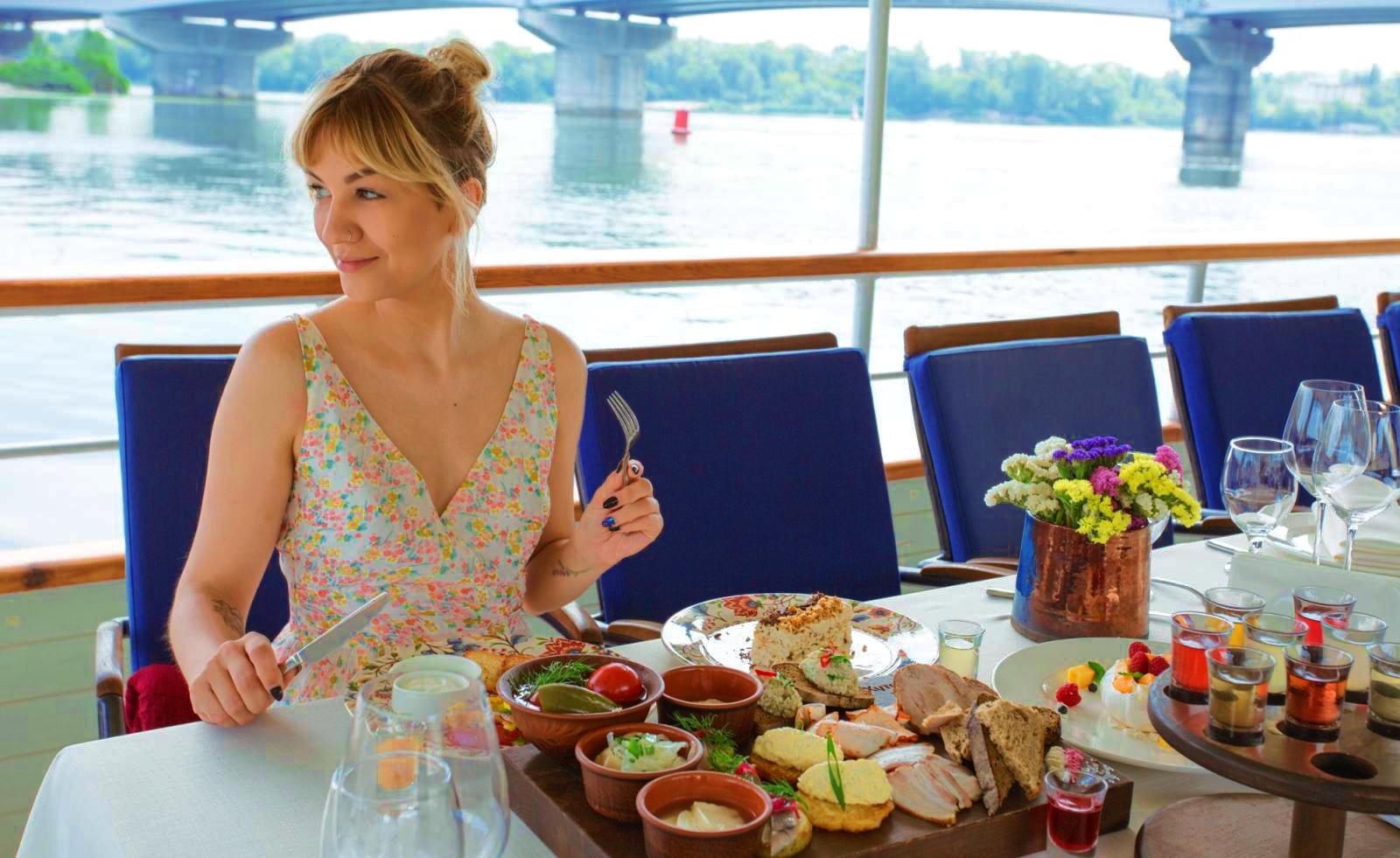 Kiev River Cruise