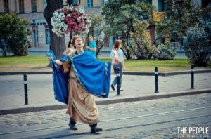 Lviv in summer