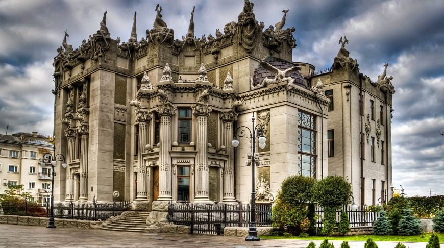 Kiev architecture - visit top sights!