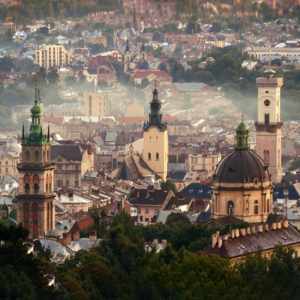 Lviv Tour - Old Town