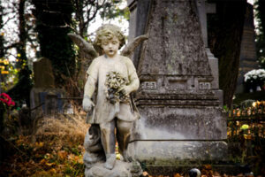 Lviv Lychakiv Cemetery Tour