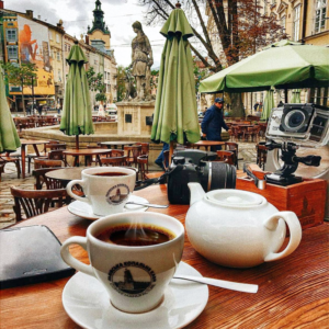 Lviv coffee and chocolate tour