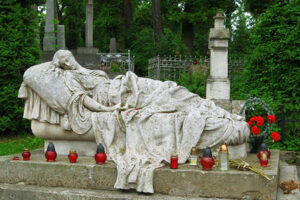 Lviv Top Attractions - Visit Cemetery