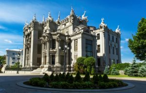 Explore unique 19th century architecture of Kiev