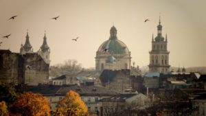 Weather in Lviv in autumn