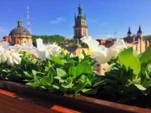 Weather in Lviv, Ukraine in spring