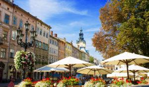 Weather in Lviv in summer