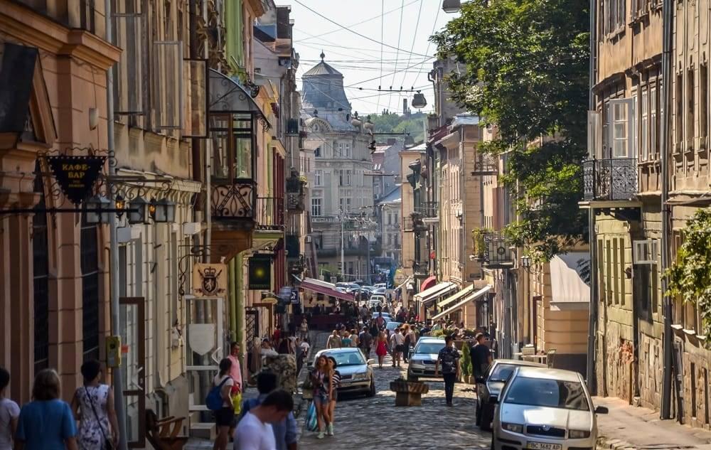 Travel to Lviv