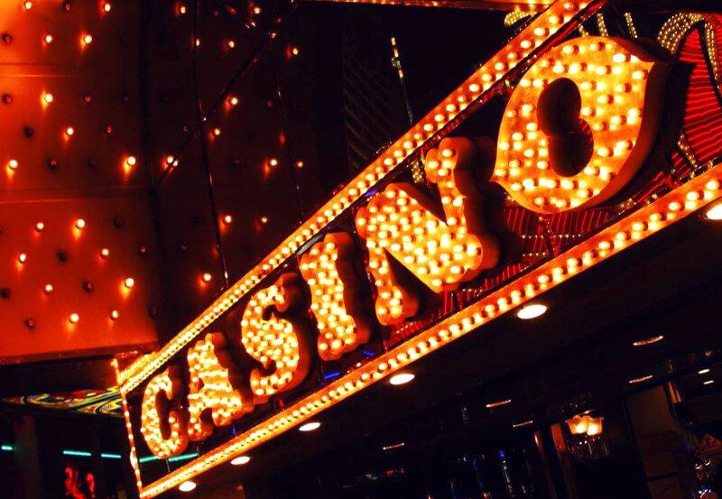 Casino machine a sous en france