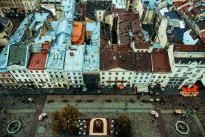 Lviv in Europe