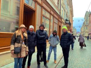 Lviv Tour with Diana by Guide me UA