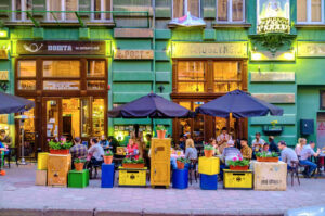 Must see places in Lviv
