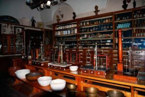 Lviv Pharmacy Museum
