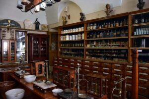 Pharmacy Museum in Lviv