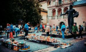 Books in Lviv
