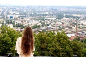 Observation decks in Lviv