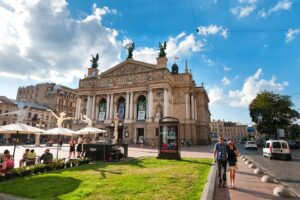 Top Attractions to visit in Lviv in One Day