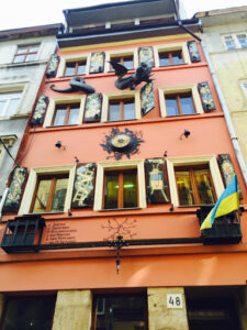 The House of Legends in Lviv