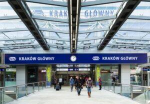 Krakow Glowny - to Lviv