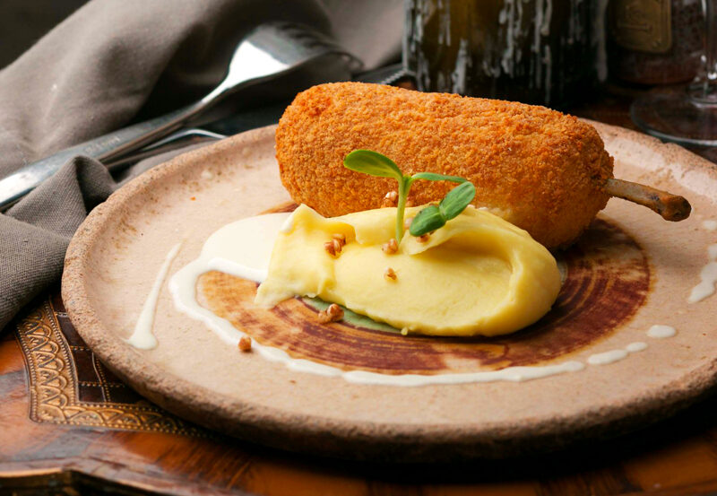 How to make Chicken Kiev