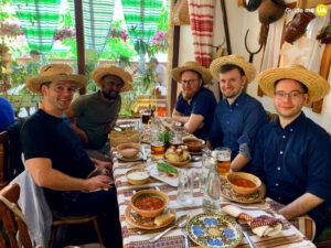 Food Tour in Kiev