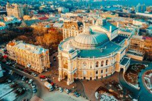 Visit Odesa in Ukraine
